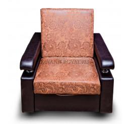 Кресло кровать Лель КЗ хром антикоготь